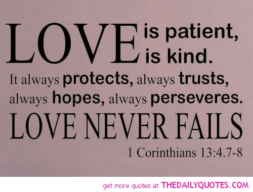 Love Quotes In The Bible HD Wallpaper   Love Quotes